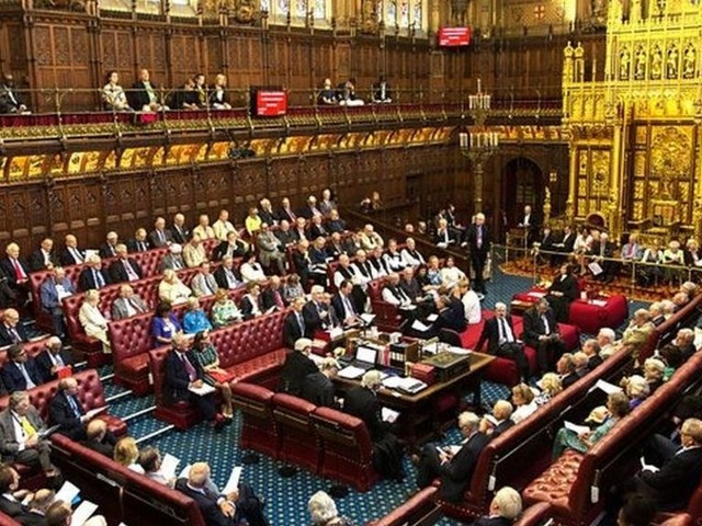 House of Lords rejects 'flawed' expenses report