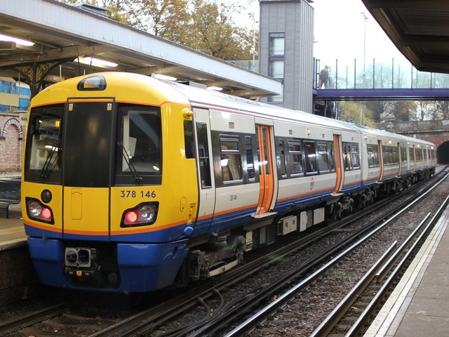 London Overground to operate 24-hour service