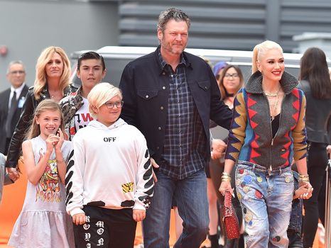 Gwen Stefani's Kids Were Signed Witnesses For Marriage To Blake Shelton, Certificate Shows