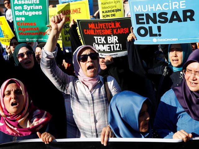 Turkey to return 3mn refugees to Syria after securing border zone – Erdogan
