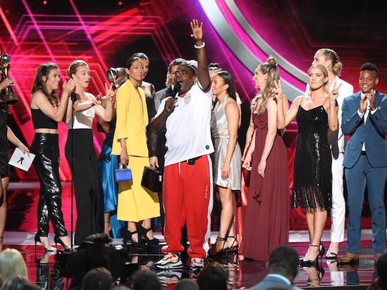 Ratings: Tracy Morgan-Hosted ESPYS Steady With Last Year, ABC Wins Wednesday