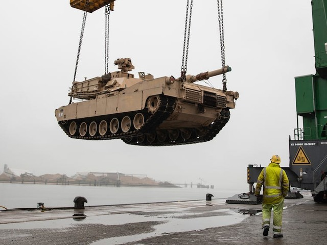 The US Army is worried about a potential showdown with Russia, and it's practicing a new way to get to a fight in Europe