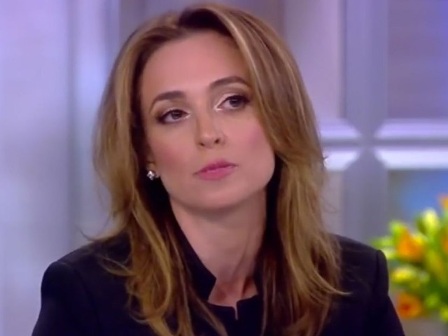 Jedediah Bila Announces She's Quitting 'The View' On Air!