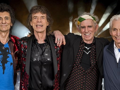 The Rolling Stones announce rescheduled North American tour dates