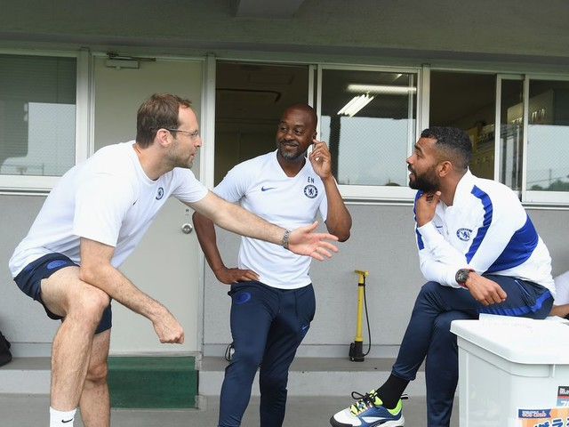 Chelsea finally confirm Ashley Cole's appointment as youth coach