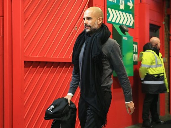 Old Trafford not Scary Anymore for Pep Guardiola