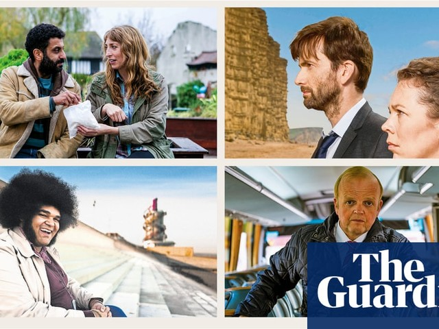 Wish you were here? Why Brexit-era TV is awash with seaside-set shows