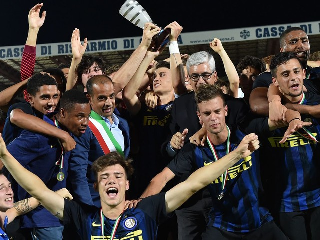 How successful is Inter's youth academy?