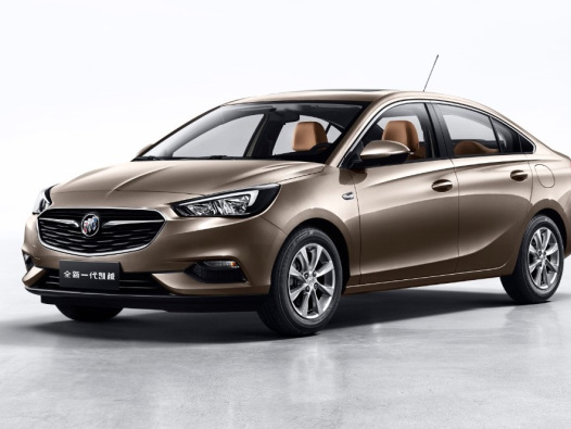 Buick launches new $12.9k Excelle in China with new engine and start/stop; 30% improved fuel economy over predecessor
