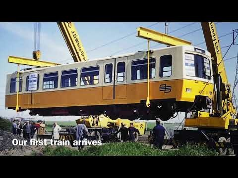 Feature: The Tyne and Wear Metro train fleet at 40