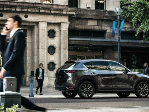 Mazda brings a new diesel CX-5 SUV to the US—but why?