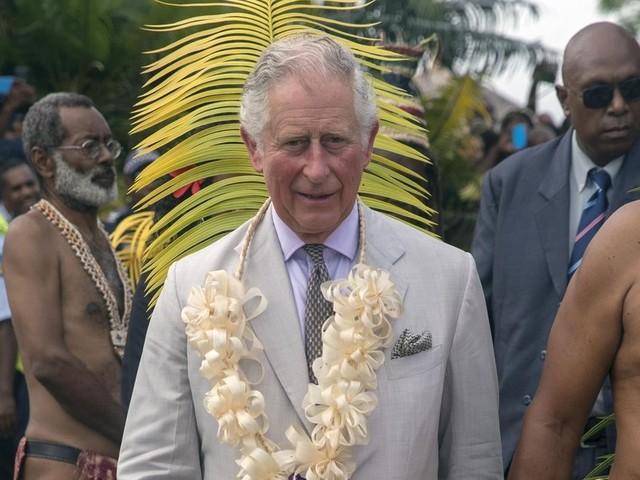 Prince Charles Declared High Chief In Vanuatu