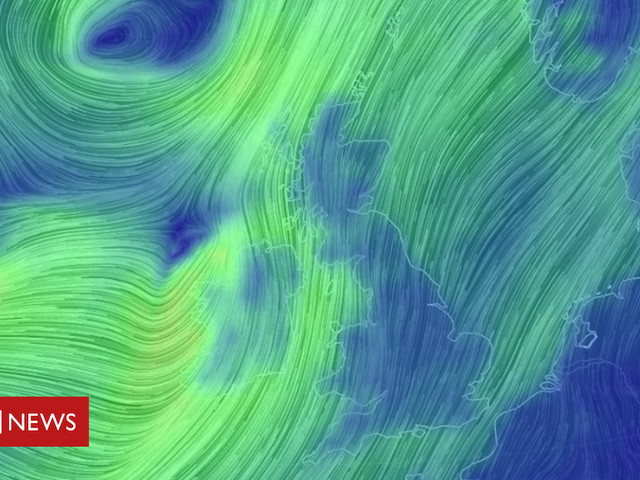 Storm Ali: Yellow warnings for strong winds issued for Wales