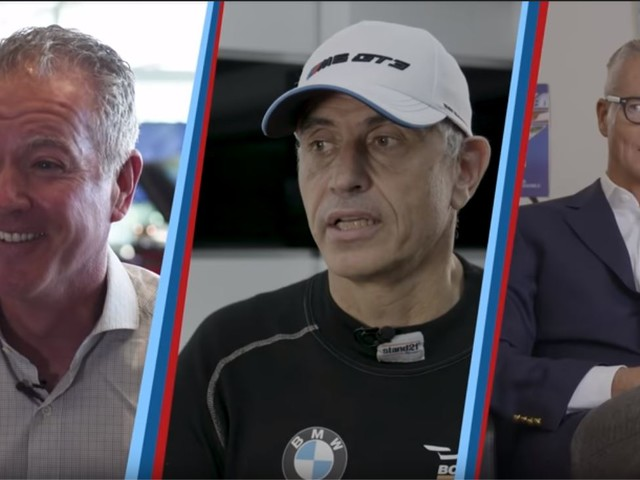Video: BMW Motorsport Sits Down with Three Private Teams