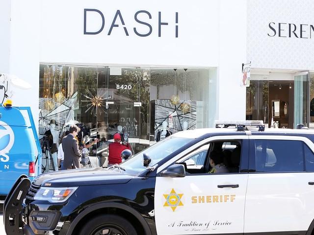Woman Brings Gun Into Kardashian-Owned DASH Store, Police Say