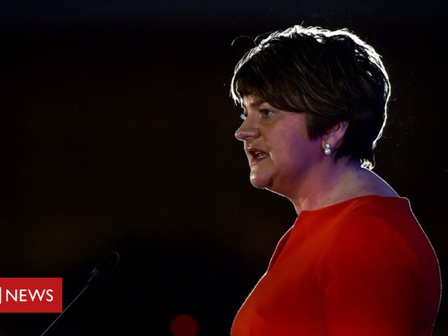 RHI inquiry: Bell pushed nuclear button on green scheme, says Arlene Foster