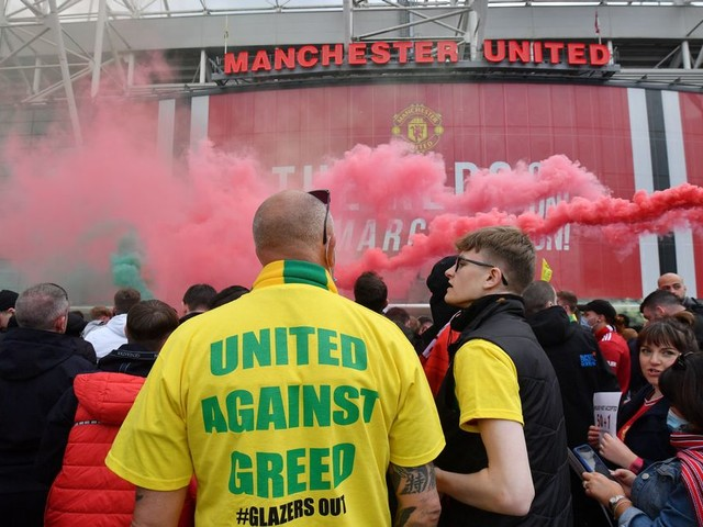 Manchester United fans finally sent a message the Glazers cannot ignore