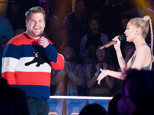 'Drop the Mic' EPs on Teaching Stars to Rap, Rejected 'Late Late Show' Spinoffs, and Mocking James Corden