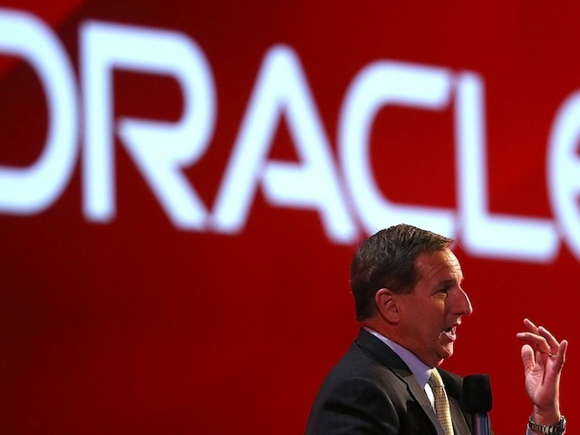 Oracle tanks after CEO Mark Hurd takes indefinite medical leave (ORCL)