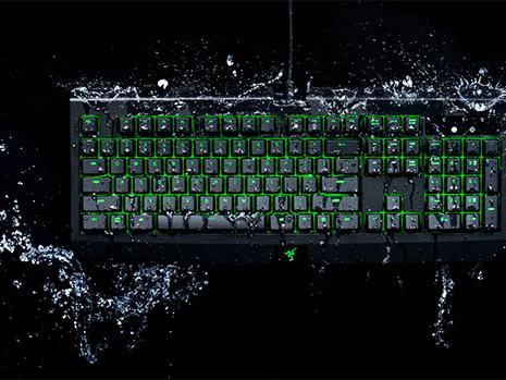 Razer Announces BlackWidow Ultimate Keyboard: IP54 Dust & Splash Resistant Mechanical Keyboard