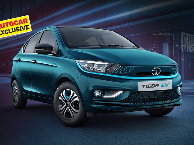 Tata Tigor EV gets Rs 2.3 lakh subsidy in Maharashtra