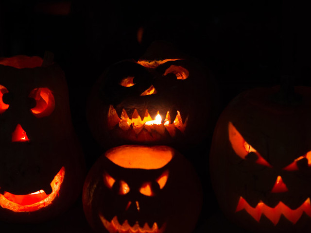 UK Weather: Halloween Trick Or Treaters Warned To Wrap Up Warm