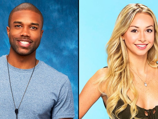 DeMario Jackson Claims Corinne Olympios Was 'Aggressor' on 'Bachelor in Paradise,' Gives His Take on What Happened