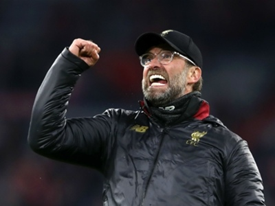 'Liverpool are back where they belong' - Klopp delighted after Bayern win