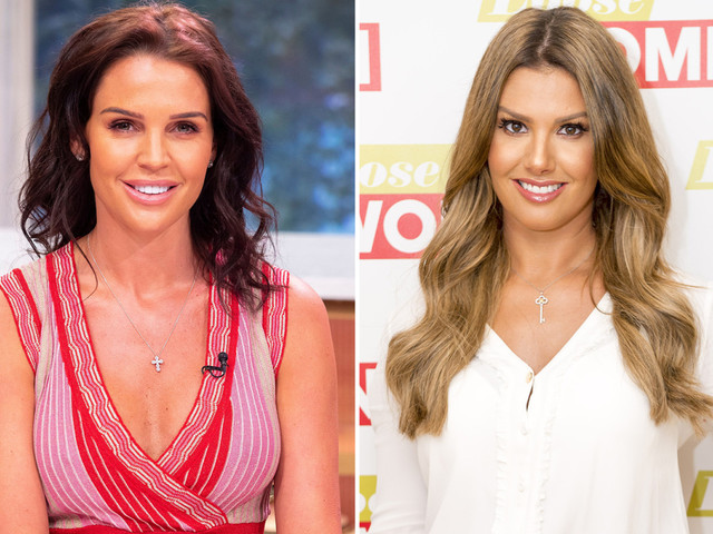 Danielle Lloyd blasts 'if she can give it she can take it' as she defends attacking pregnant Rebekah Vardy