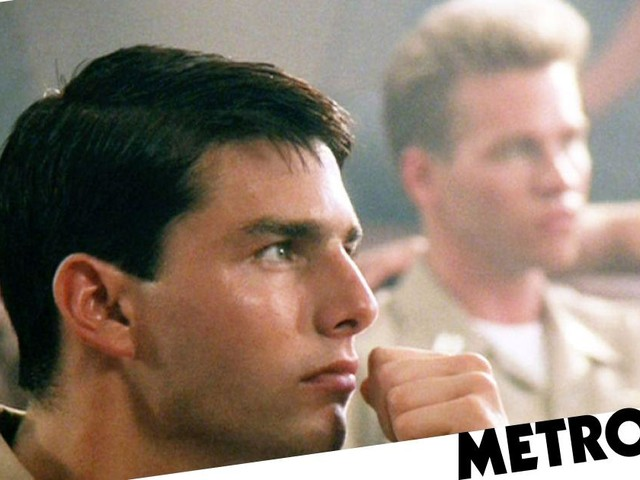 Val Kilmer says Top Gun co-star Tom Cruise was 'laser focused on becoming greatest action hero in history of film'