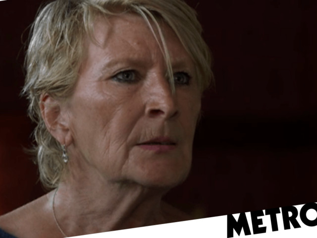EastEnders spoilers: Shirley Carter's shocking 'victim' outburst crushes Mick