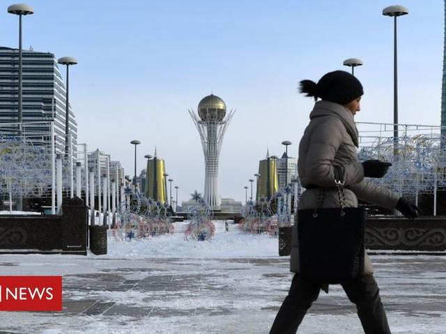 Nursultan: Kazakhstan renames capital Astana after ex-president