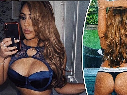 Sophie Kasaei highlights her two stone weight loss