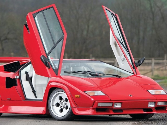 A former race car driver collected 9 Lamborghinis including some of the rarest ever to start a museum, but now he's selling them — take a closer look at the Italian icons