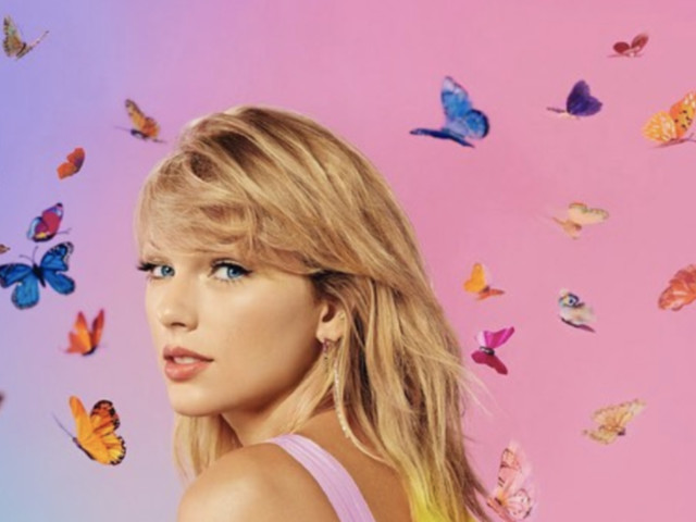 """Taylor Swift Soars in """"Lover's"""" Exploration of Complex Love"""