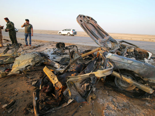 At Least 74 Killed In Iraq Attack Claimed By ISIS