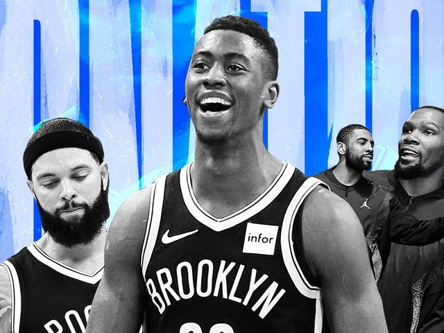 A timeline of the Brooklyn Nets' journey from rock bottom to contender