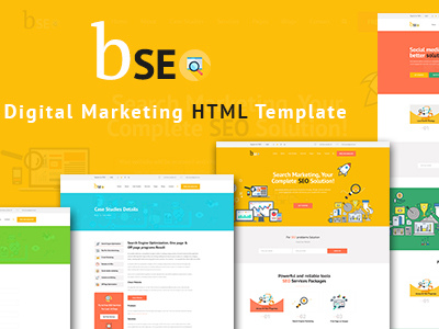 Bseo - SEO & Business HTML Template (Business)