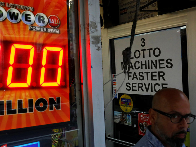 Wednesday's Powerball Drawing Could Yield $700 Million Jackpot