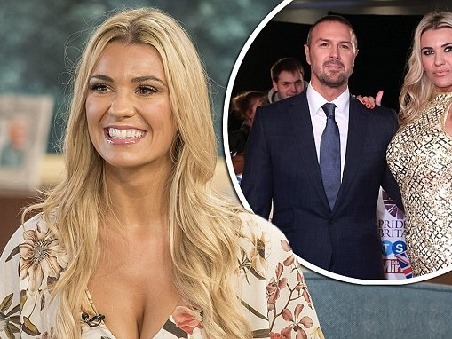 Christine McGuinness 'could discuss marital woes on Loose Women'