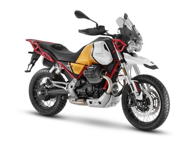 2021 Moto Guzzi V85TT launched at Rs 15.4 lakh