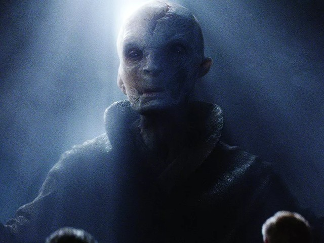 Jedi Council: Will Snoke End Up Being a Bust?
