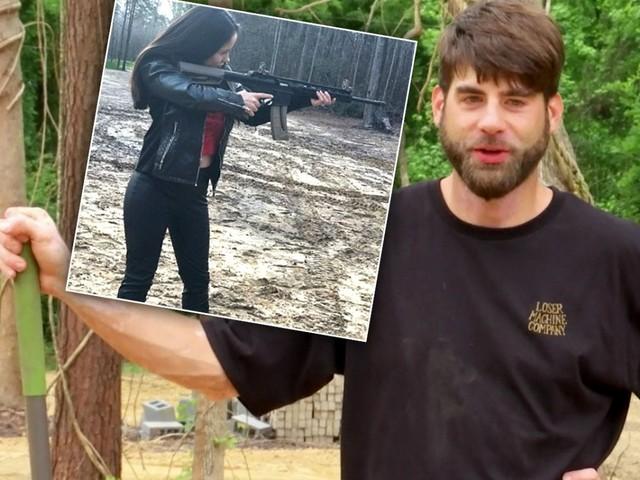 Jenelle Evans' 'Insensitive' Husband DEFENDS Gun Use After Florida School Shooting