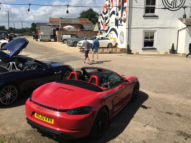 Steve Cropley: Why four cylinders could be the answer