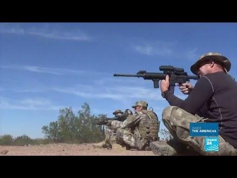 ACLU: Militia Groups Are Kidnapping Migrants At Gunpoint At US-Mexico Border