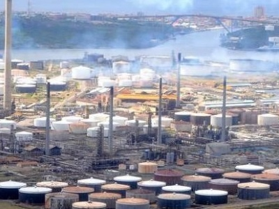 Struggling PDVSA Plans To Restart Curacao Refinery