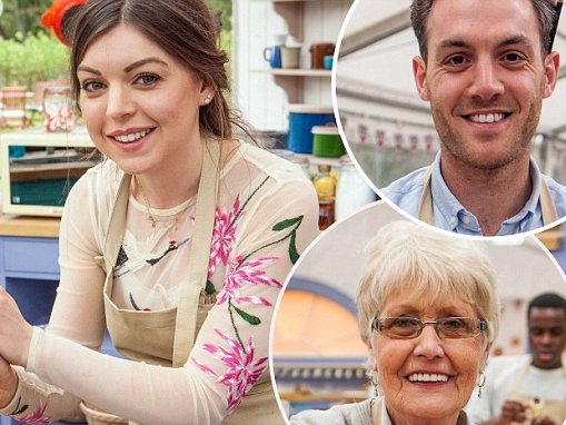 Meet the Bake Off stars ahead of its debut on Channel 4