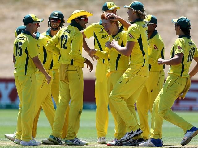 Pope's divine intervention lifts Australia U-19s into World Cup semis