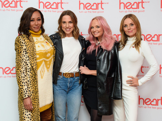 Spice Girls to play Croke Park next May