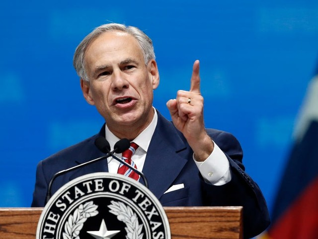 Texas Gov. Greg Abbott acknowledged in a private call that reports indicate ending lockdown down is dangerous